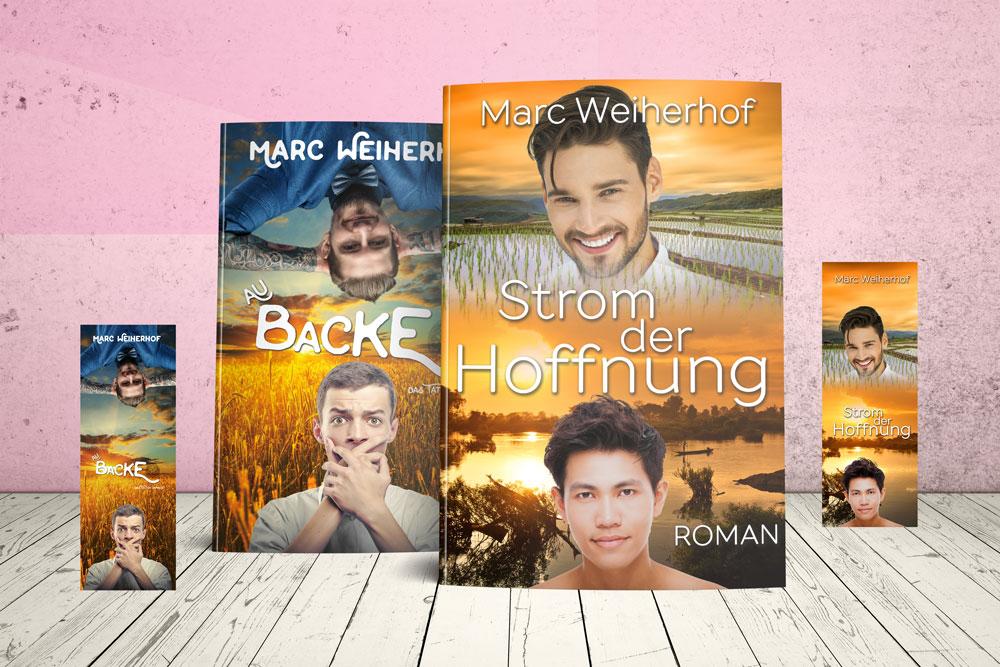 Buchbundle Drei (Strom der Hoffnung & Au Backe)
