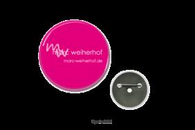 Button groß (pink)