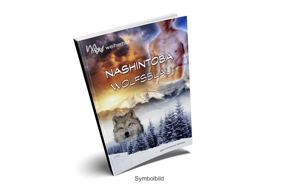 Nashintoba – Wolfsblau (Heft)