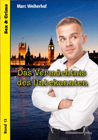 Das Vermaechtnis des Unbekannten (Cover)